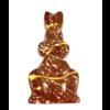 Tablette lapin Croustillante  |lait | Morel Chocolatier