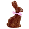 Collection Vintage Grand Lapin (Chocolat au lait) | Morel Chocolatier