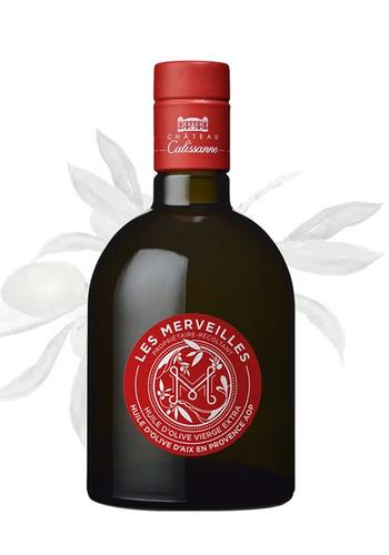 Huile d'Olive Extra Vierge Les Merveilles | Château Calissanne | 500ml