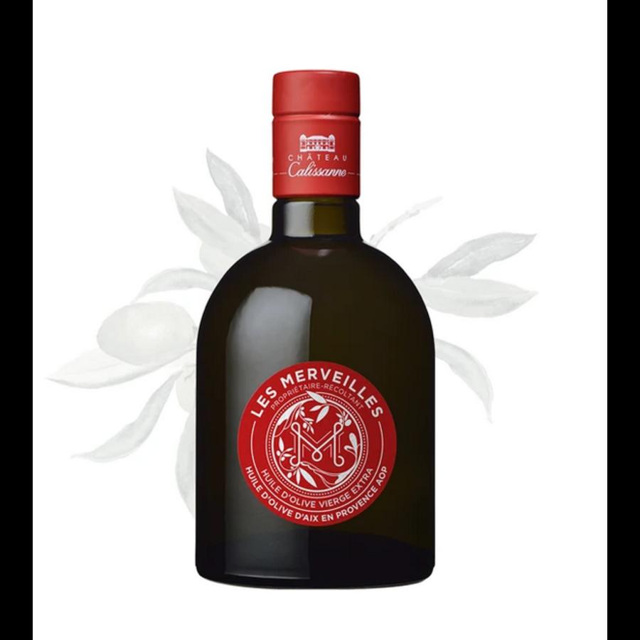 Huile d'olive | Les Merveilles |Château Calissanne | 500ml