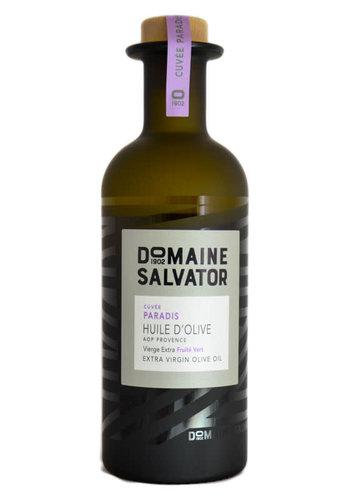 Huile d'olive Cuvée Paradis (Extra fruité vert) | Domaine Salvator 1902 | 500ml
