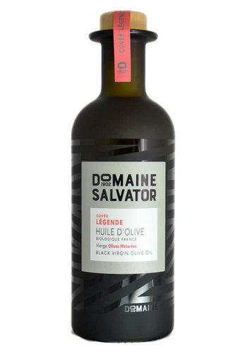 Huile d'olive Cuvée Légende (Fruité noire bio) | Domaine Salvator 1902 | 500ml