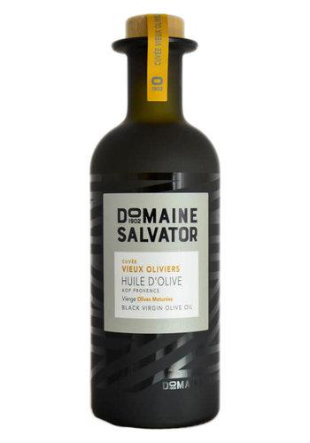 Huile d'olive  fruitée vert |Cuvée Vieux Oliviers AOP Provence | Domaine Salvator 1902 | 500ml