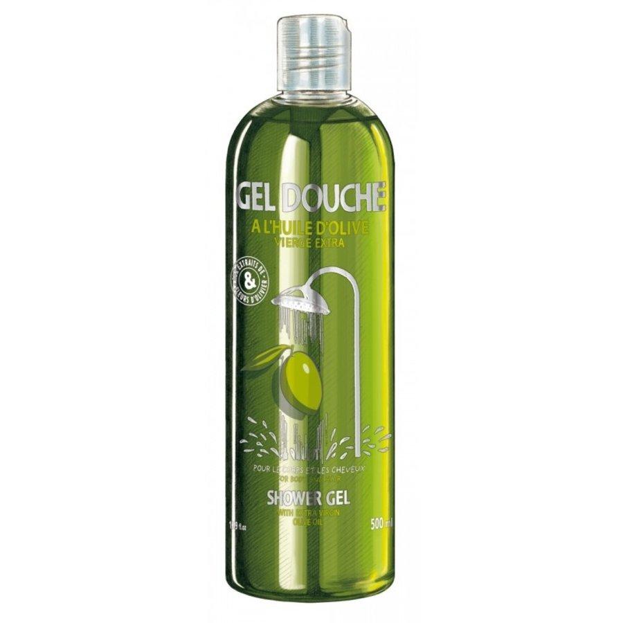 Gel douche (Corps et cheveux) | Une Olive en Provence | 500ml