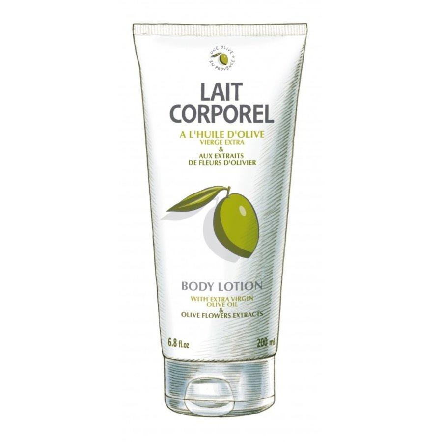 Lait corporel | Une Olive en Provence| 200 ml