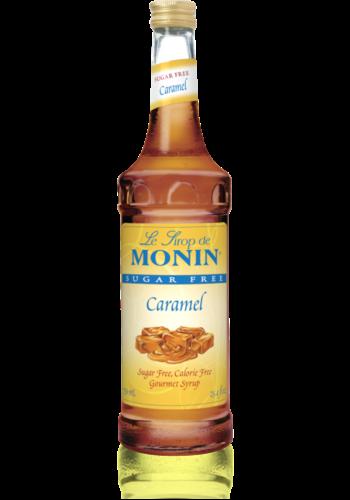 Sirop caramel sans sucre | Monin | 750 ml