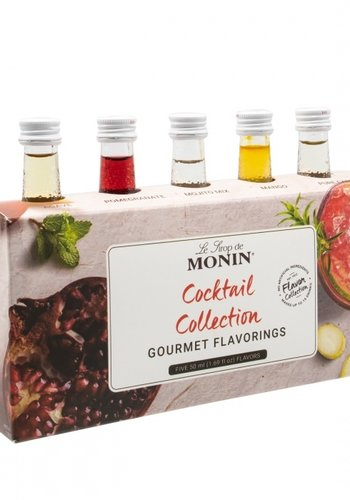Sirop classique coktail| 5 x 50ml | Monin