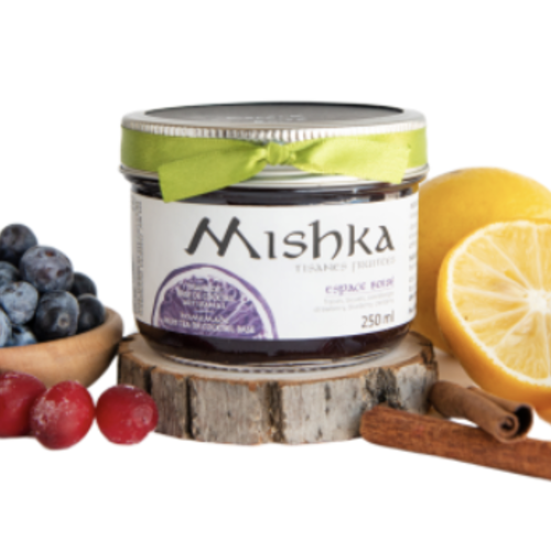 Tisanes fruitées Espace Boisé | Mishka | 250 ml