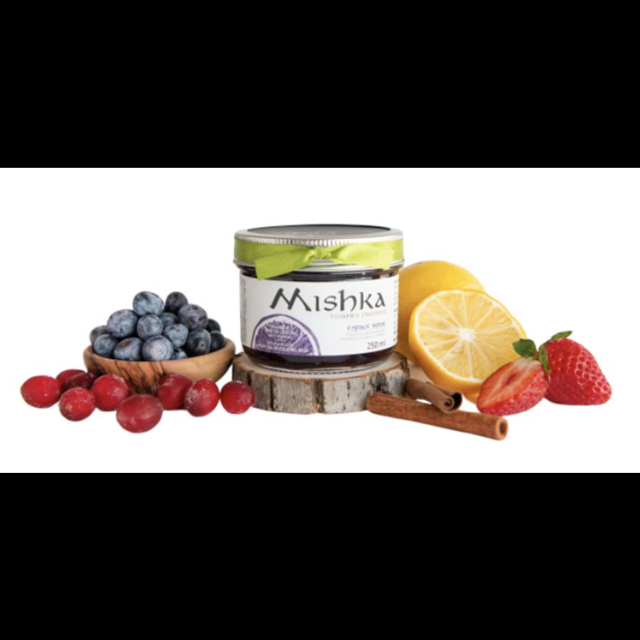 Tisanes fruitées Espace Boisé   Mishka   250 ml