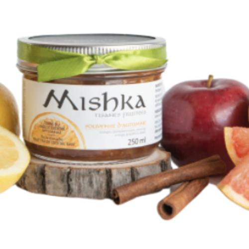 Tisanes fruitées Souvenir d'automne |  Mishka |  250 ml