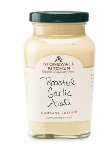 Aioli a l'ail rôti | Stonewall Kitchen | 314 ml