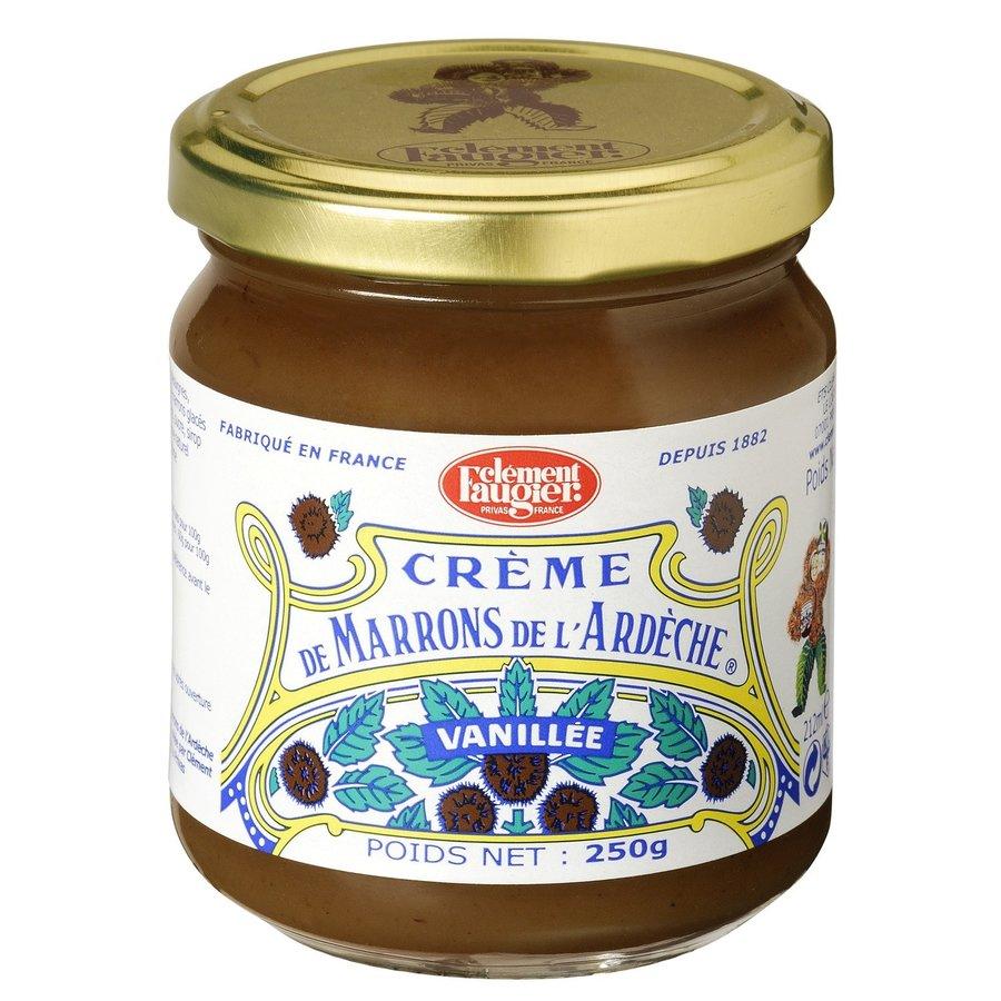 Crème de marron pot de verre |Clément Faugier |250 g
