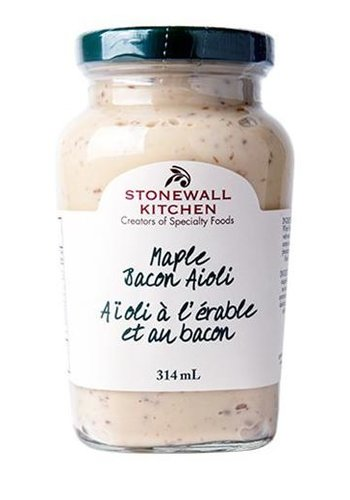 Aioli Érable et bacon | Stonewall Kitchen | 314 ml
