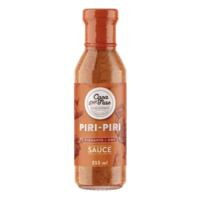 Sauce Piri-Piri piquante   | Casa Das Tias 355ml