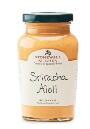 Aioli Sriracha 314 ml -Stonewall Kitchen