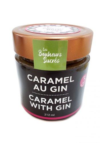 Caramel au Gin 212 ml | Les bonheurs sucrés