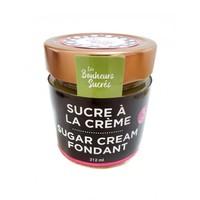 Sucre à la crème fondant 212 ml | Les Bonheurs sucrés