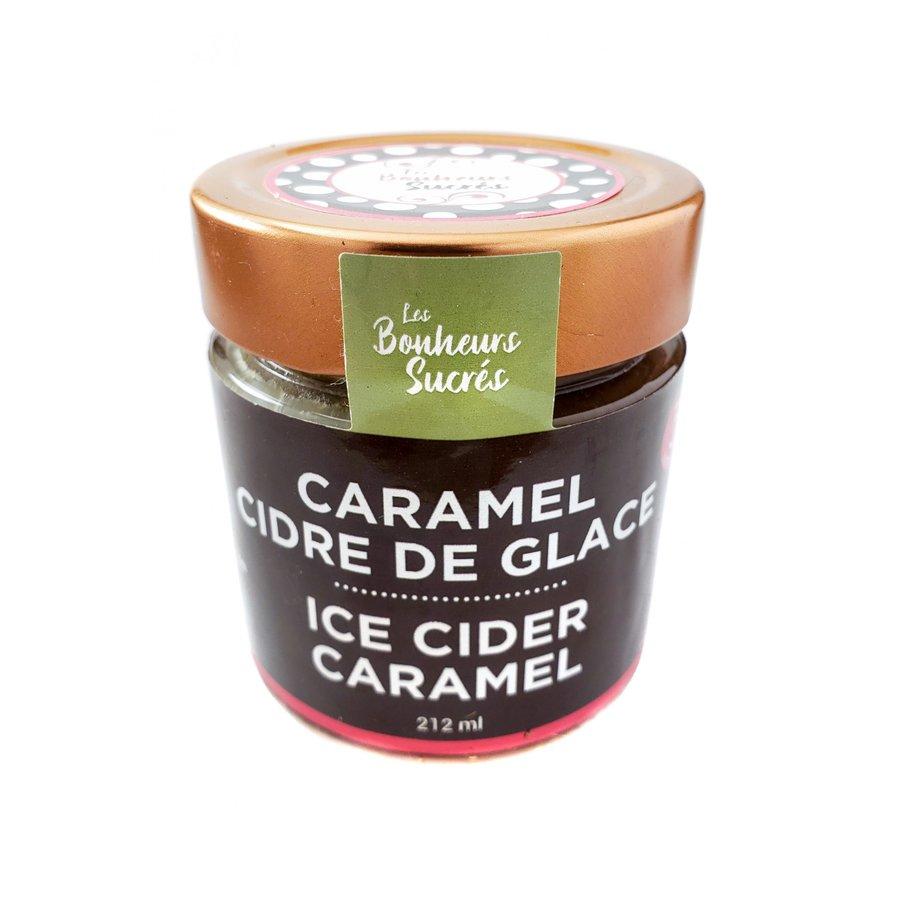 Caramel cidre de glace 212 ml