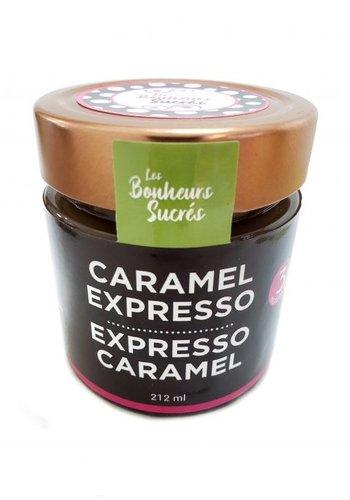 Caramel à l'expresso 212 ml