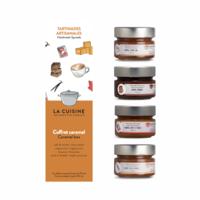 Coffret trio caramel | La Cuisine de Marie-Eve Langlois | 4 x 110ml