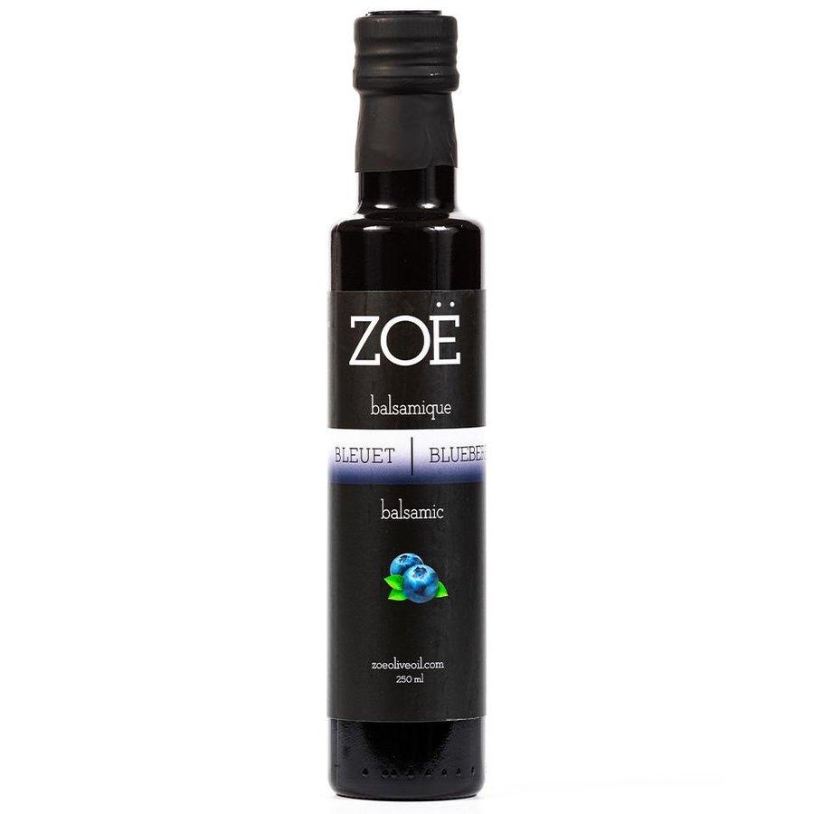 Vinaigre de balsamique Foncé (Bleuet)  | Zoë | 250ml