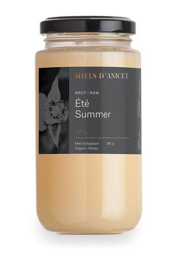 Miel brut d'été  | Miel d'Anicet | 340g