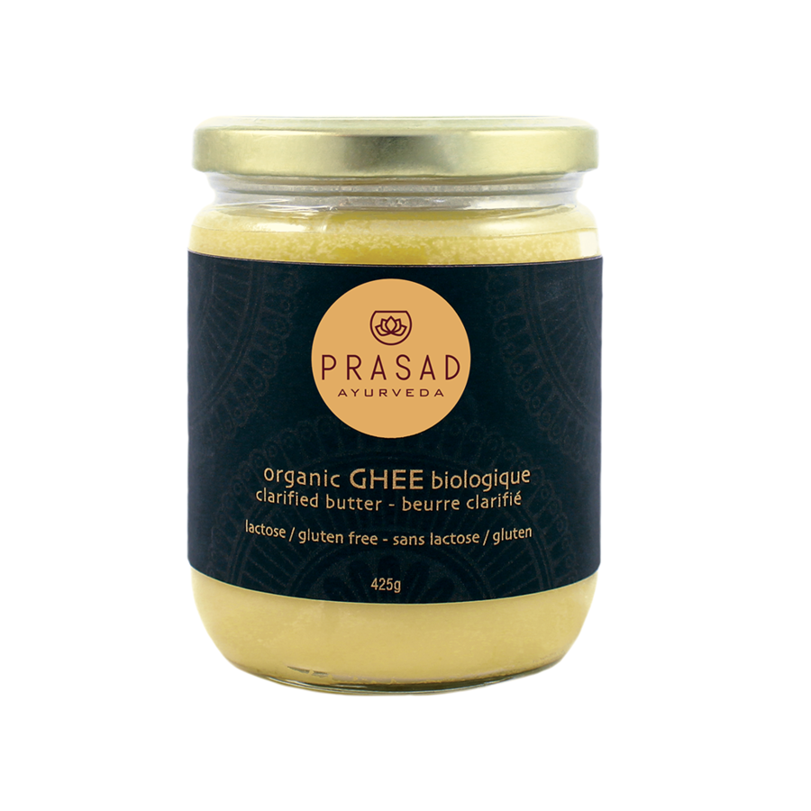 Beurre clarifie Ghee- BIO  | Ayurveda |425g