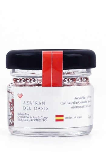 Safran Qualité Prenium | Azafran Del Oasis | 1gr
