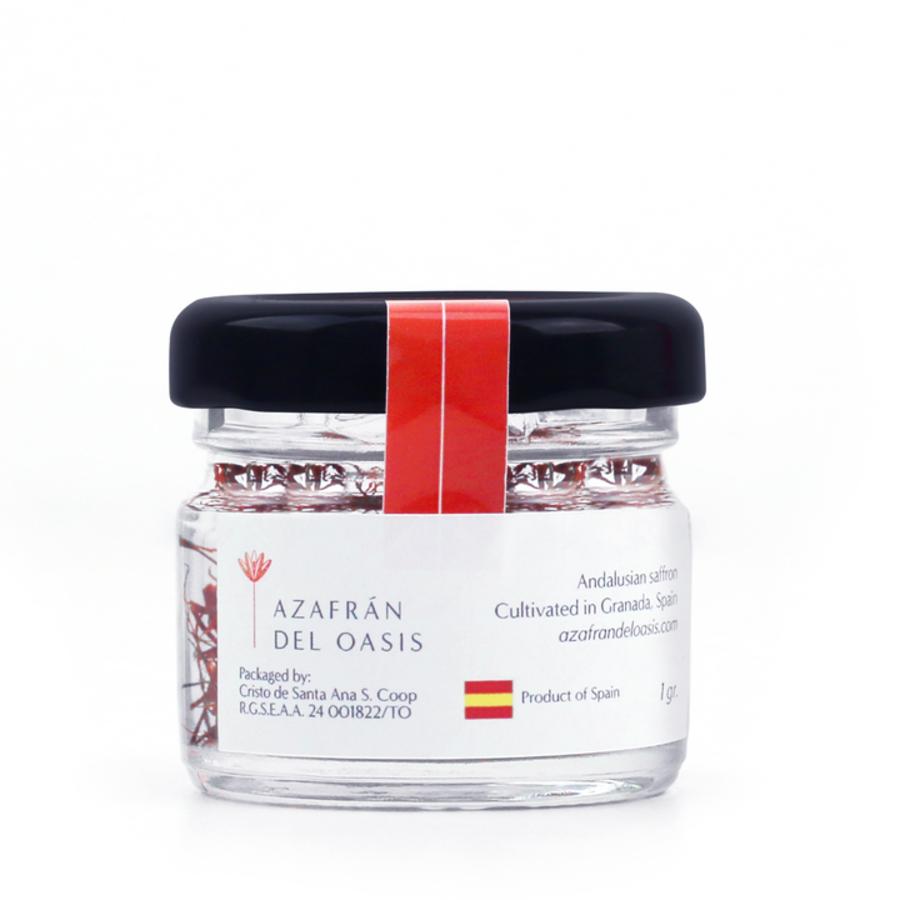 Safran Qualité Premieum | 1g| Azafran Del Oasis