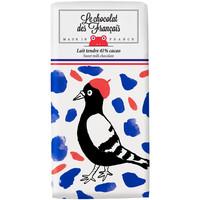Chocolat au lait - L'oiseau   Le Chocolat des Français   80gr