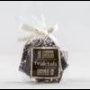 Caramels sel de mer - chocolat noir ( sac) | Fraktals | 110g
