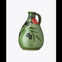 Huile d'olive extra vierge - Peinte à la main  verte (Tony)   Galantino   500 ml