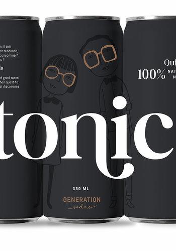 Tonic Classique | Génération Soda | 330ml