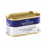 Bloc de foie gras de canard | Edouard Artzner | 130g
