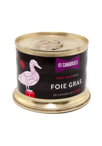 Bloc de Foie gras au porto | Les Canardises | 120g