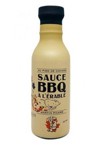 Sauce BBQ à l'érable | Au Pied de Cochon | 345 ml