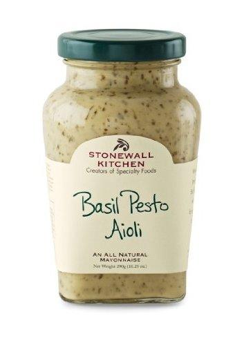 Aioli pesto basilic | Stonenewall Kitchen | 314 ml