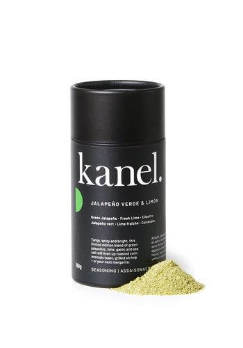 Jalapeno verde & Limon | Kanel Spices | 90 g
