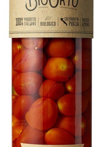 Tomates datterini biologique au naturel 580ml | BIOORTO