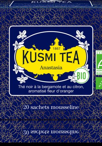 Anastasia Bio (20 sachets)   Kusmi Tea   40g