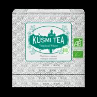Tropical White bio | | Kusmi Tea | Étui 20 sachets mousseline 40g