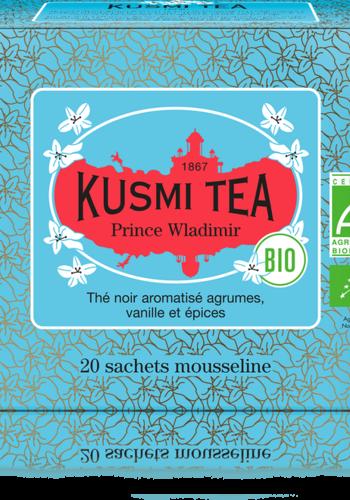 Prince Vladimir - 20 sachets | Kusmi Tea | 44g