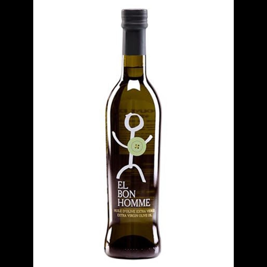 Huile d'olive extra vierge - El Bonhomme 500ml