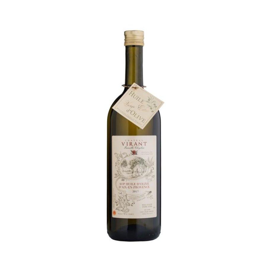 Huile d'olive AOC Château Virant 1 litre