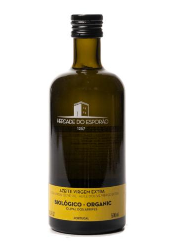 Huile d'olive extra vierge   BIO   Herdade Do  Esporao   500 ml