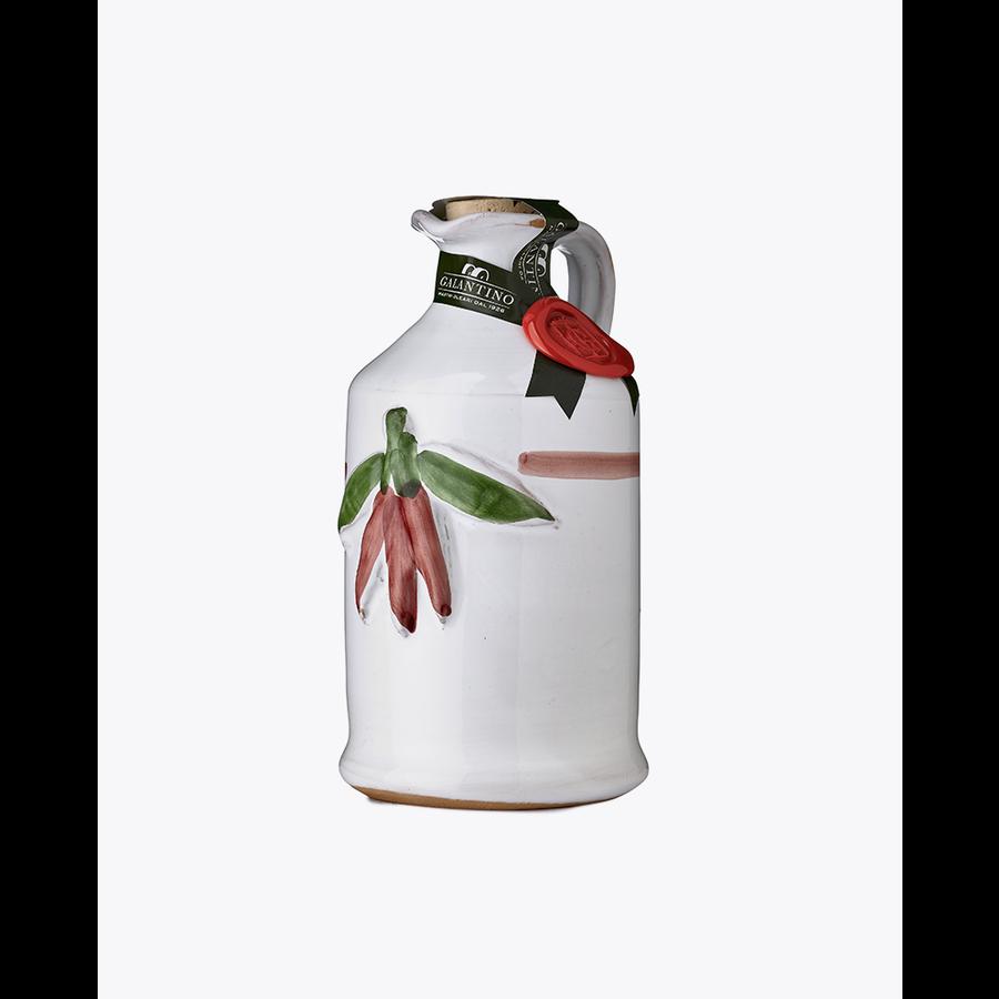 Huile d'olive au Chili (Pot en céramique)   Galantino   250 ml