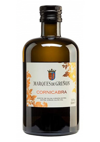Huile d'olive extra vierge | Cornicabra | Marques de Griñon | 500ml
