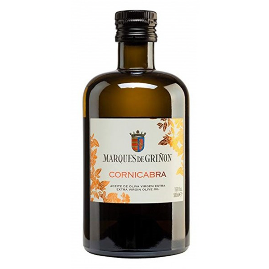 Huile d'olive extra vierge   Cornicabra   Marques de Griñon   500ml