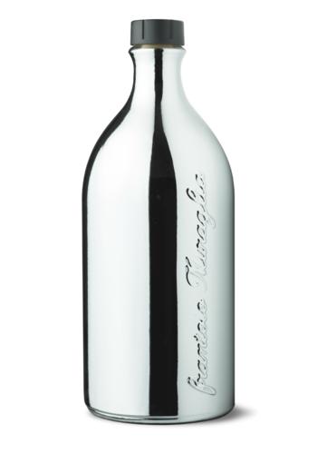 Muraglia olive oil Titanium glass bottle 500 ml
