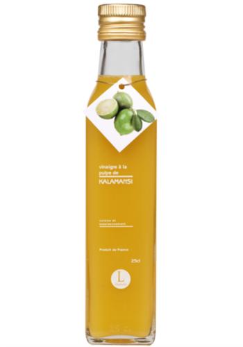 Vinaigre à la pulpe Kalamansi | Libeluile | 250ml